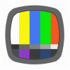 color tv icon