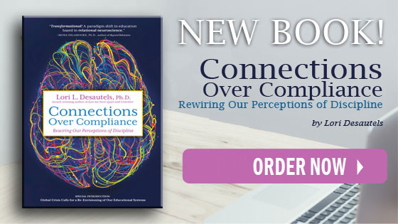 Order book- connections-over-compliance by Lori Desautels