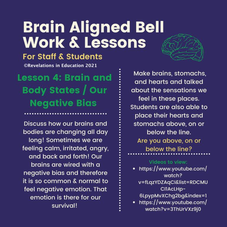 © Brain Aligned Lessons 4