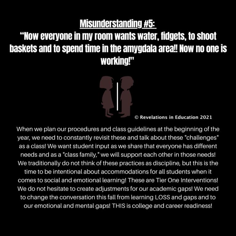© Misunderstanding 5