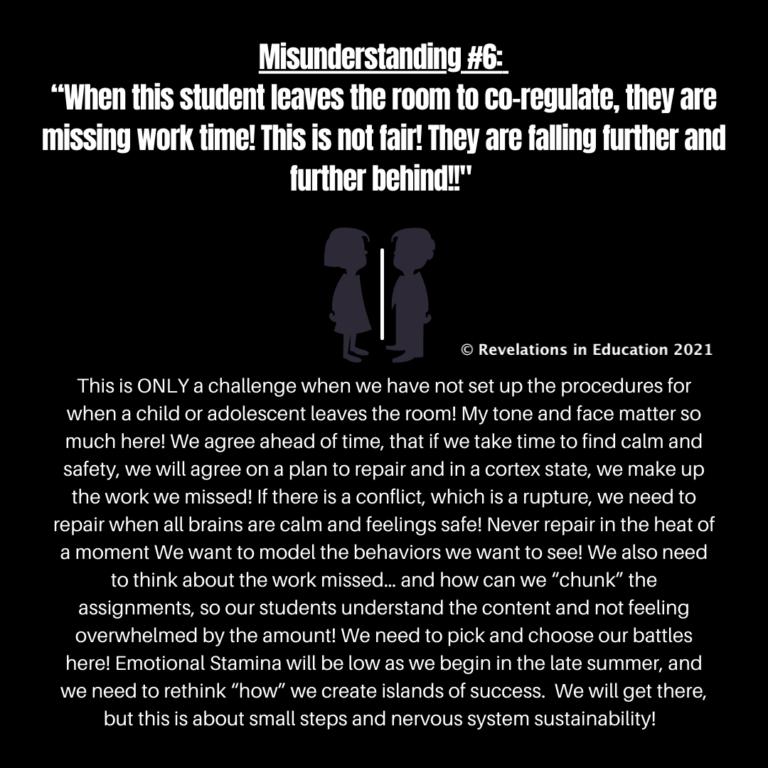 © Misunderstanding 6