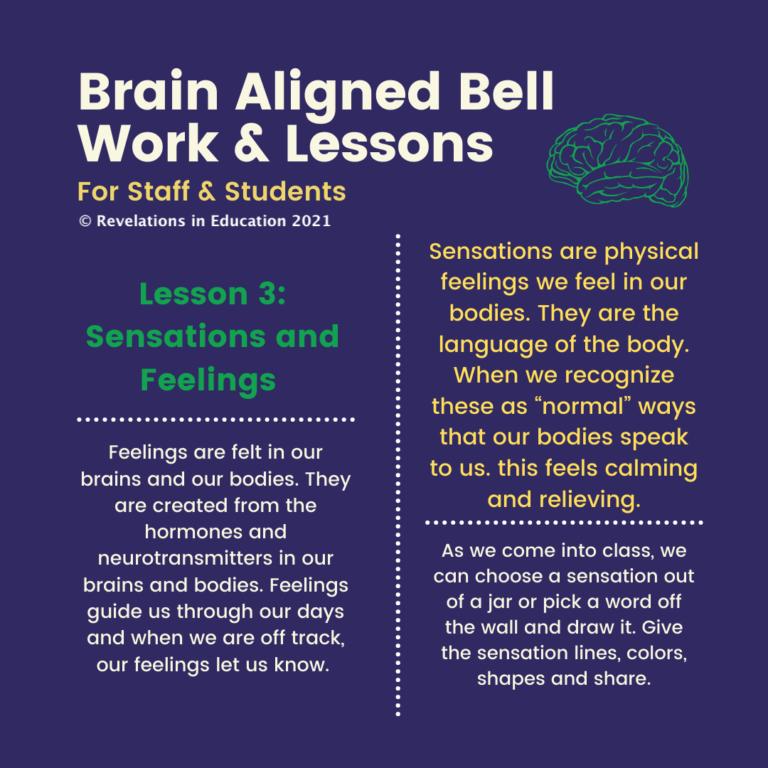 © Brain Aligned Lessons 3
