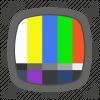 color tv icon